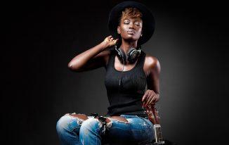 black music girl