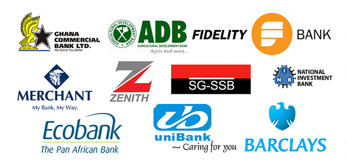 Image result for ghana banks