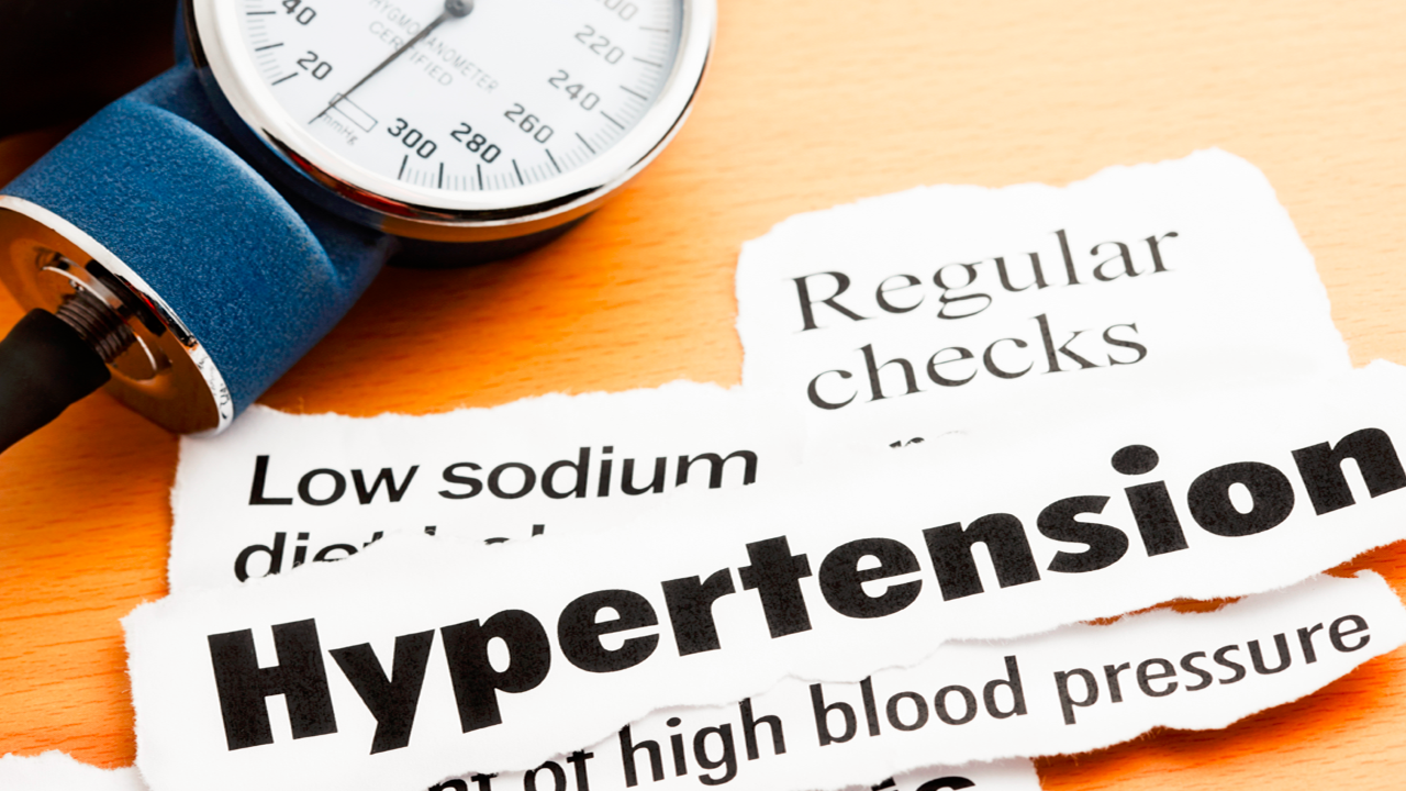 cost of treating hypertension
