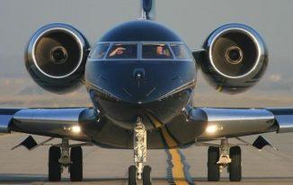 Amancio Ortega private Jet