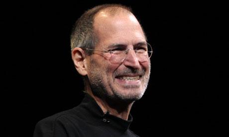 Steve Jobs small size