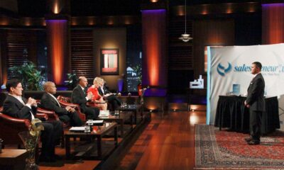 Pitch business idea to investors shark tank