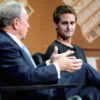 snapchat owner Evan Spiegel networth