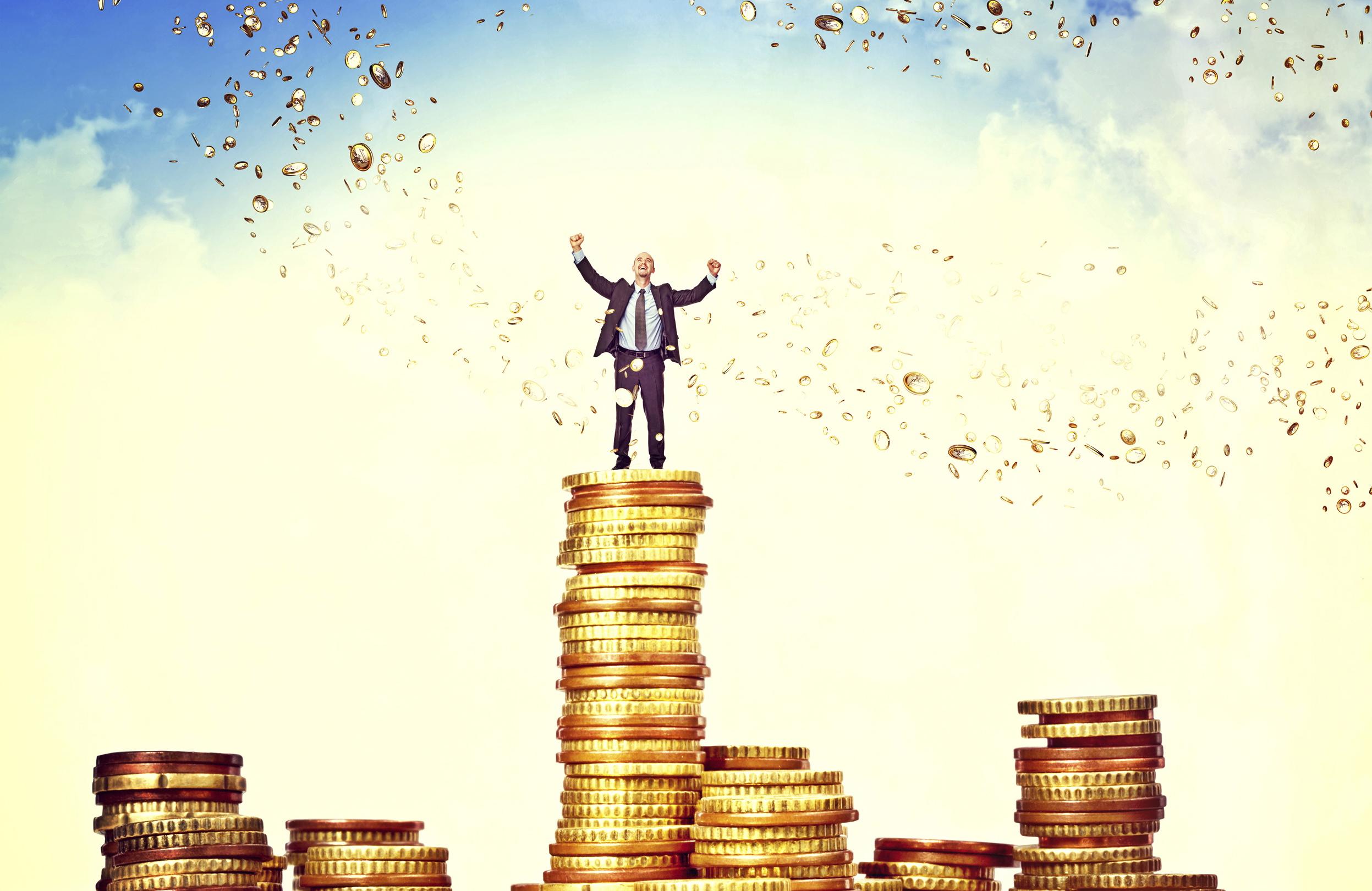 transform idea into money
