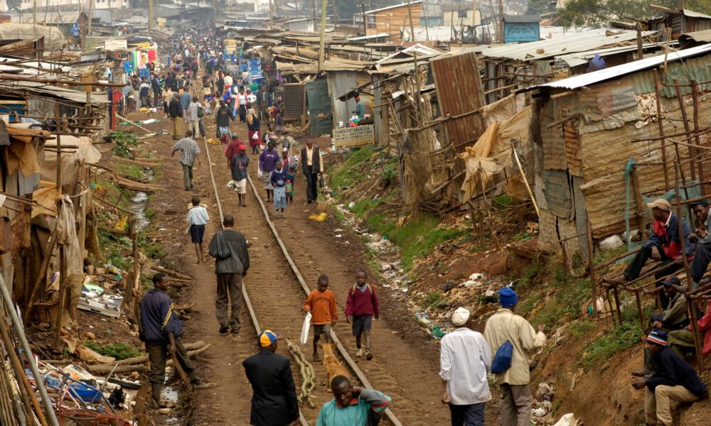 Why Africa underdeveloped
