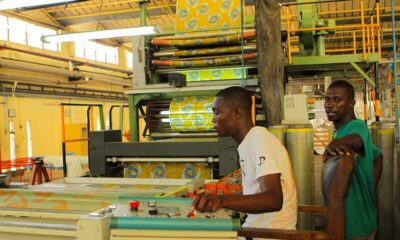 Textile industry in Ghana