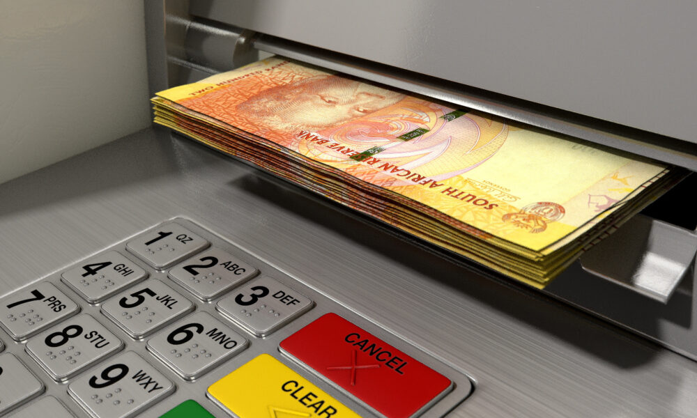 Money laundering via cash deposting ATM and mobile money