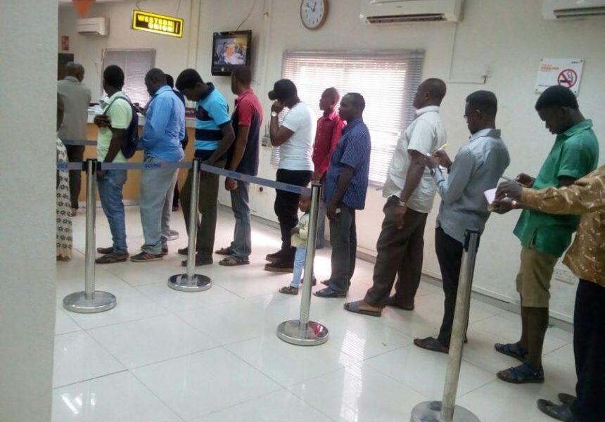 collapsed banks in Ghana