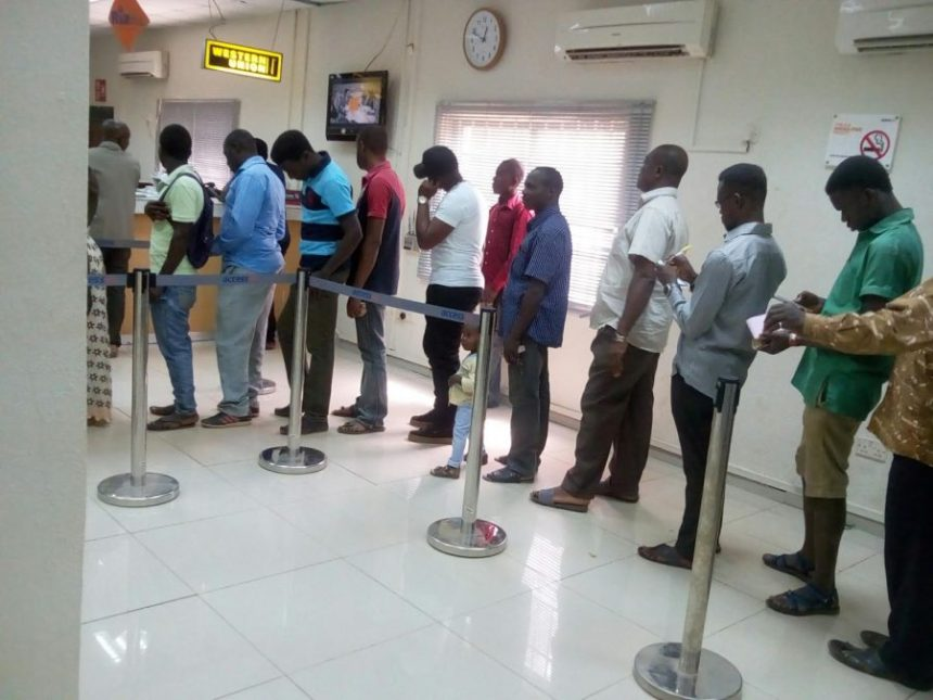 collapsed banks in Ghana